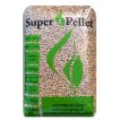 Granulés de bois Superpellet - sacs 15kgs - Premium